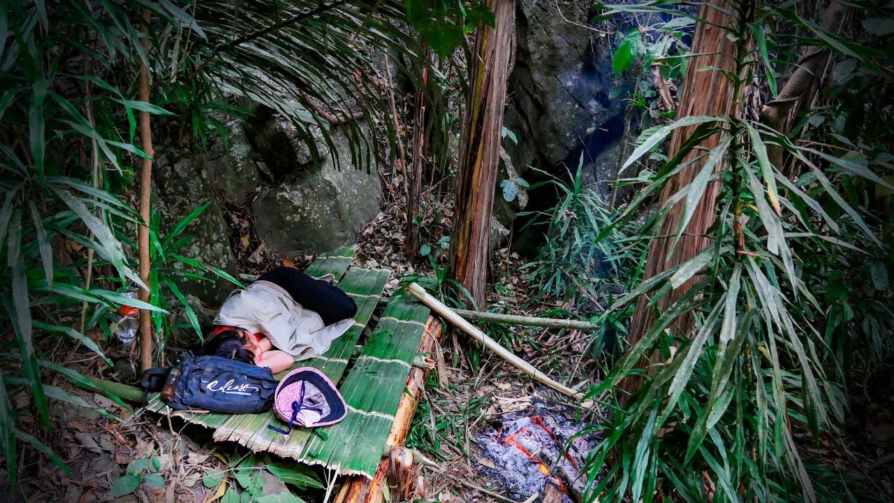นอนป่ากับแฟน2คน1คืน ต้องห้ามเรียกชื่อกันเสียงดัง เพราะจะมีผีมาตอบและเกิดเหตุการณ์นี้