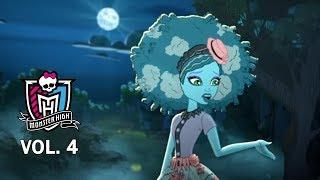Бал призраков в Школе Монстров! Мультики для девочек #МонстерХай | Monster High Vol 4