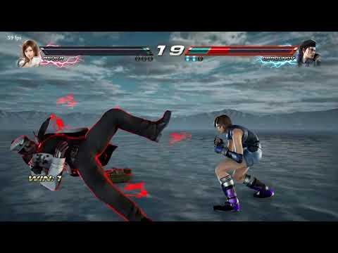 Tekken Portugal Highlights - Time Up