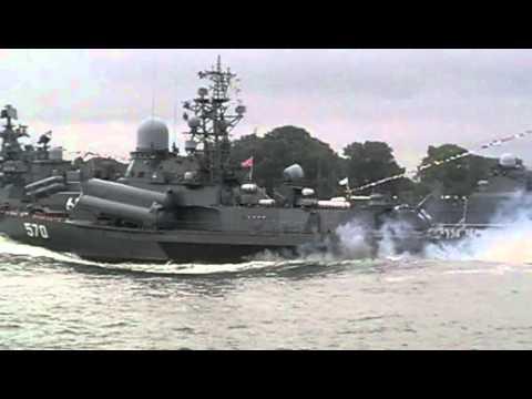 День ВМФ. Балтийск