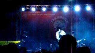 2009/08/22蕭敬騰 live 巡迴演唱會 ~ 澎湖 -- Say a lil something (7)