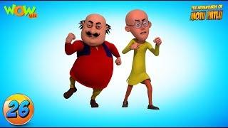Motu Patlu funny videos collection #26 - As seen on Nickelodeon