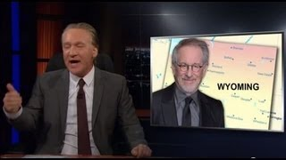 Bill Maher New Rules - North Carolina is Going  Ape Sh*t