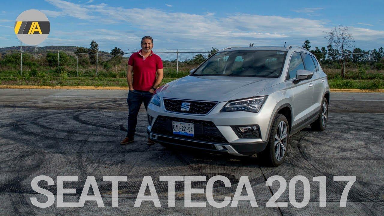 SEAT Ateca 2017, mucho equipo de lujo en un empaque reducido