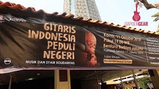 Gitaris Indonesia Peduli Negeri! - Dapoer Gear Eps 69