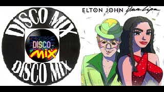 Elton John & Dua Lipa - Cold Heart (New Disco Mix PNAU Extended Remix) VP Dj Duck