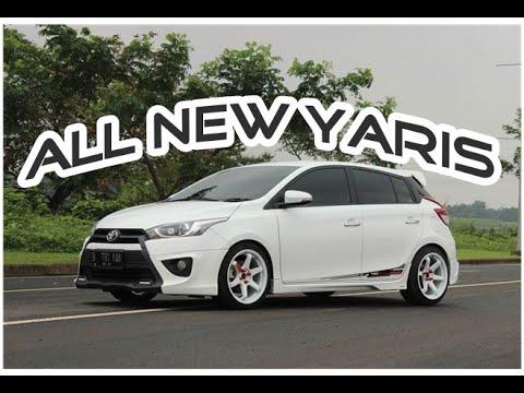 Jual Velg All New Yaris Trd Harga Grand Avanza G 2017 Toyota Putih Yang Mempesona