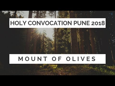 Day 1 Holy Convocation - Church at Bethany - Pune