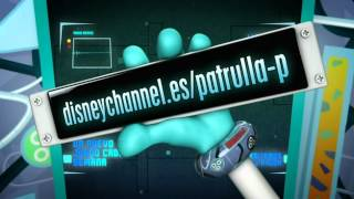 Disney channel Spain Continuity 01-07-12