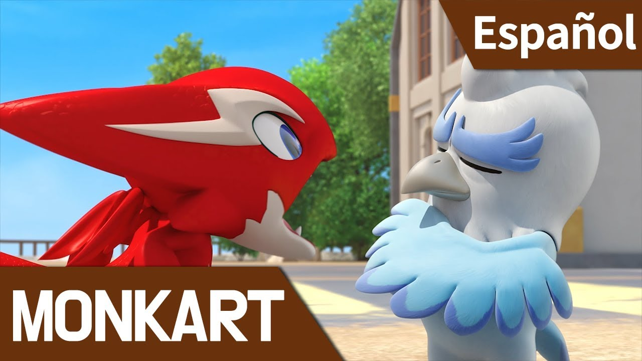 Download (Español Latino) Monkart Episodio - 27
