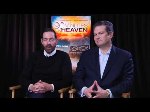 90 Minutes in Heaven Premiere - Rick Jackson (Producer), Michael Polish (Director) | Faith Radio Mp3