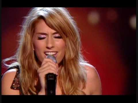 "STACEY SOLOMON SINGS ""AT LAST"" - ETTA JAMES ON THE X FACTOR TOP 11 (with judges comments)"