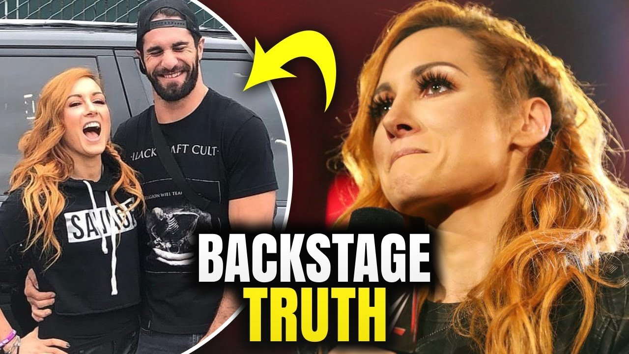 BECKY'S SECRET! What WWE Is Actually HIDING About Becky Lynch's Pregnancy!  | WWE News - YouTube