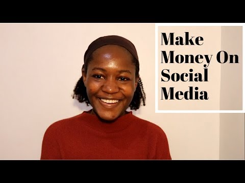 How To Make Money On Social Media || YouTube Namibia EP3