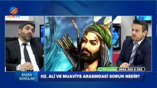 Başka Konular - Hz Ali ve Muaviye - Doç Dr Doğan Kaplan -  21 Ekim 2016