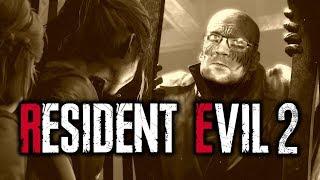 Resident Evil 2 - Труханём в труханы?