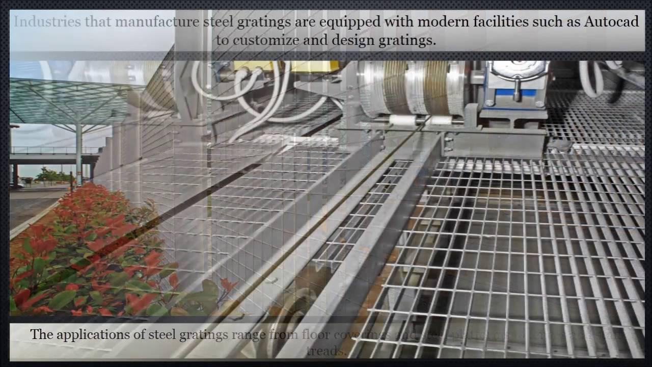 Gratings Manufacturers & Suppliers in UAE | Steel & Stainless Steel