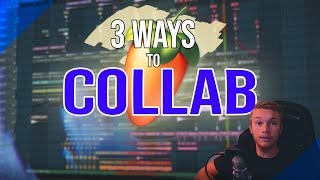 The 3 best wąys to collab in FL STUDIO (how to collab)