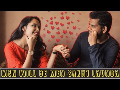 when a girl falls in love with sakht launda   sakht launda in parallel universe