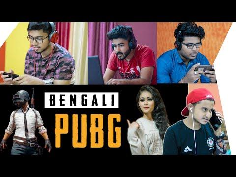 WHEN DESI PEOPLE PLAY PUBG 🔥 || Latest Funny Video || Crazy Bangali ARG ||