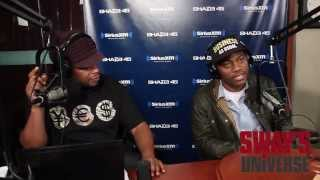 Repeat youtube video Sean C & LV Talk Working On Jay Z's