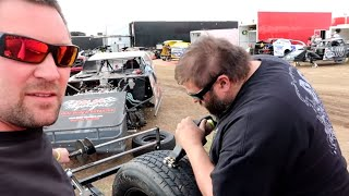 Going Dirt Modified Racing in Kansas