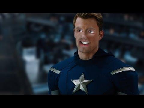 видео: Железный Человек улучшает Мстителей