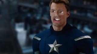 Железный Человек улучшает Мстителей