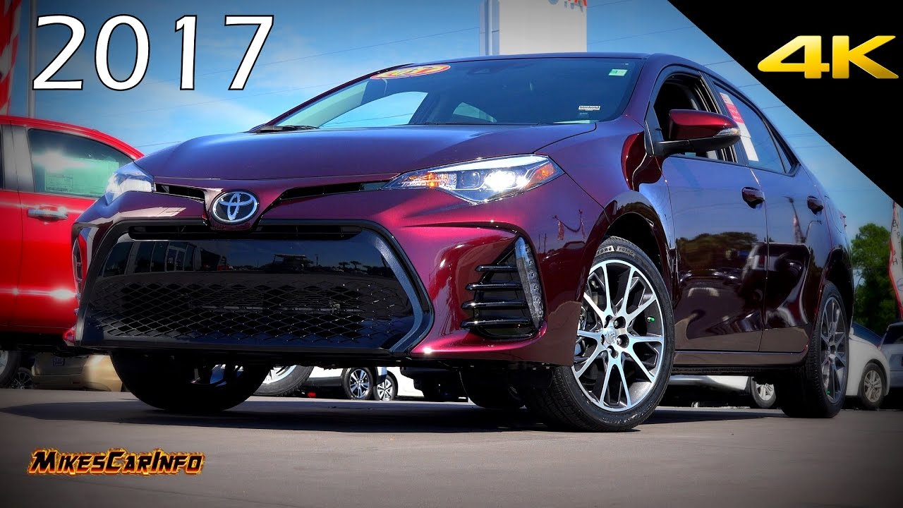 2017 toyota corolla 50th anniversary special edition ultimate in depth look in 4k youtube. Black Bedroom Furniture Sets. Home Design Ideas