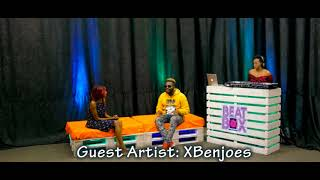XBENJOES LIVE INTERVIEW IN KENYA (K24  BEAT BOX | Maana Ya Baikoko ) PART 1