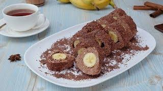 Творожный десерт с бананом - Рецепты от Со Вкусом