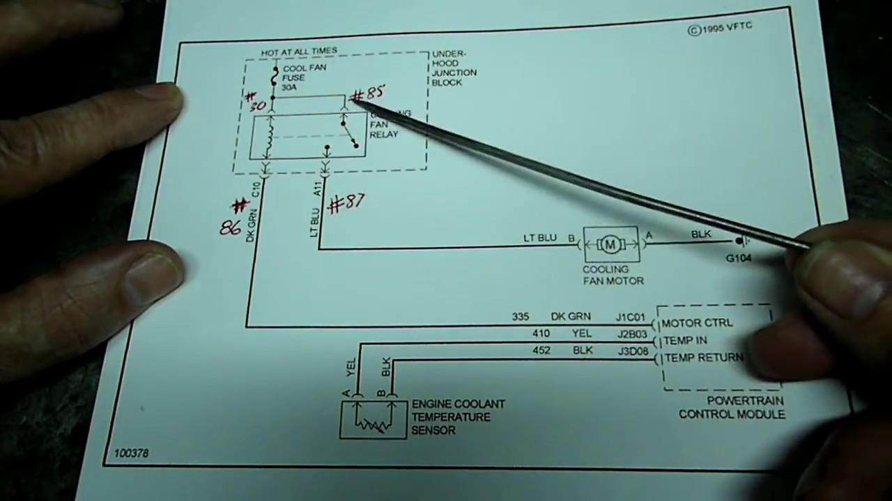 Following Wiring Diagrams