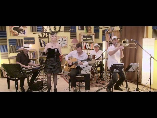 Sylvie Jazz Trio @Ella recording Studio
