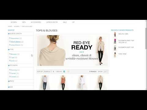 Product Options Color Swatch Magento 1 Extension thumbnail