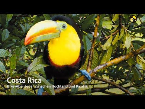 Costa Rica Mountainbike Reise