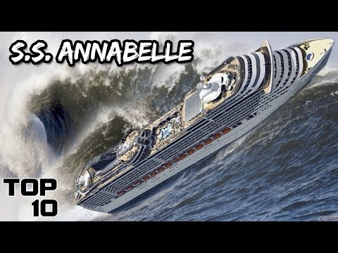 Top 10 Scary Moments Ships Were Caught In Storms