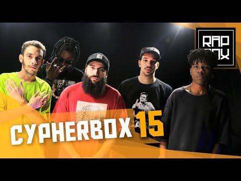 "CypherBox 15 - Rômulo Boca, Victor Xamã, Estranho, Klyn e Jé Santiago - ""Impávido"""