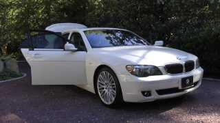 2008 BMW 750i Sport & Lux Seating Pkgs  4 Sale Call Kathy 516-342-2221 Only 35,081 Miles