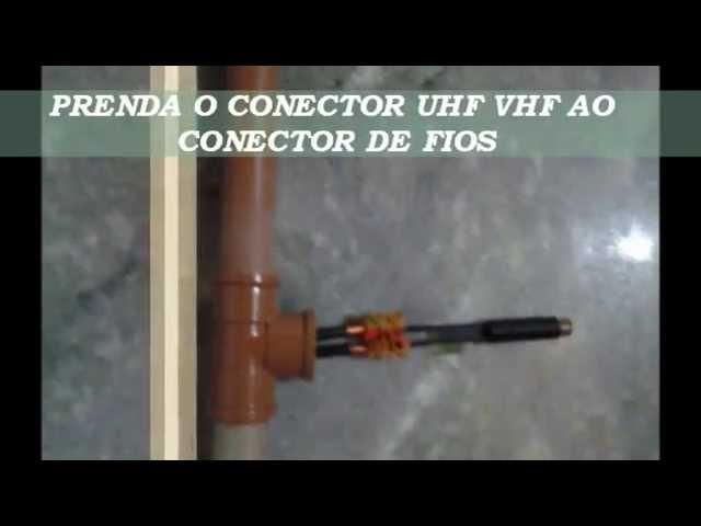 ANTENA DE PVC Vídeos De Viagens