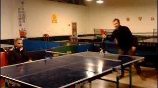 Erhan Gazi - Masa Tenisi - Chongqing - 1