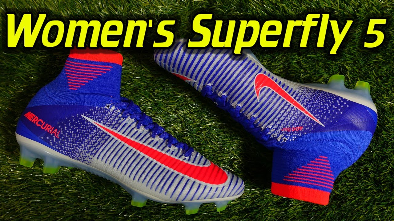 Women s Nike Mercurial Superfly 5 (Spark Brilliance Olympics Pack) - Review  + On Feet - YouTube cddcb4a85e