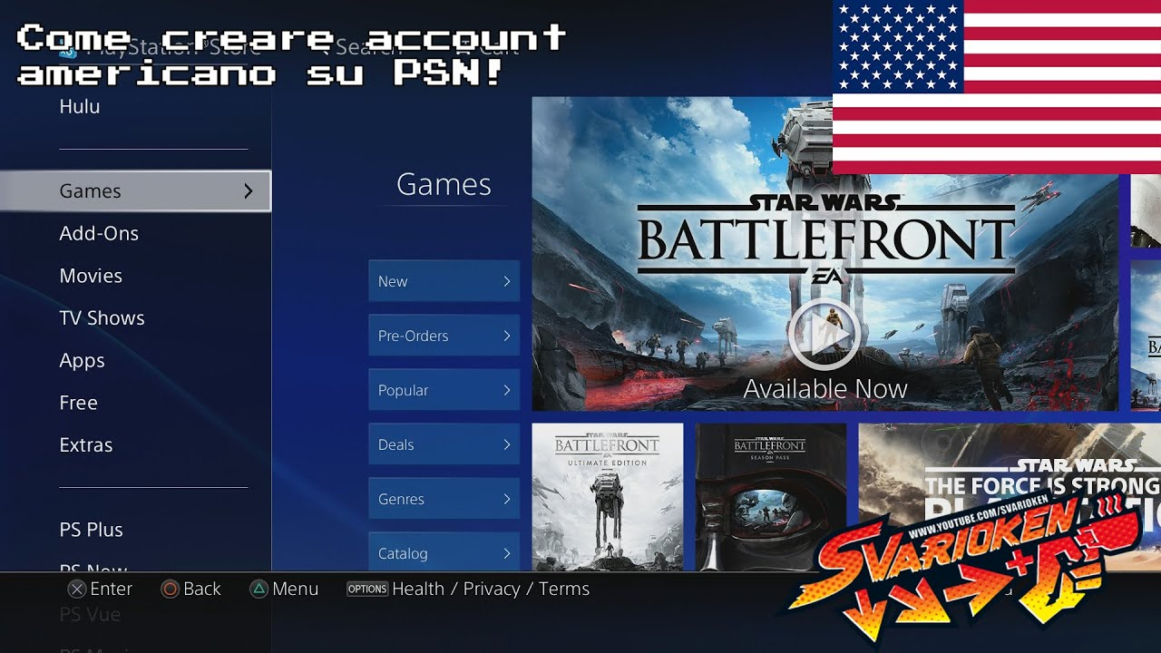 Come eliminare un account PS4 | Salvatore Aranzulla