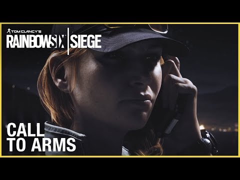 Rainbow Six Siege: Outbreak - Ash's Call To Arms | Trailer | Ubisoft [US]