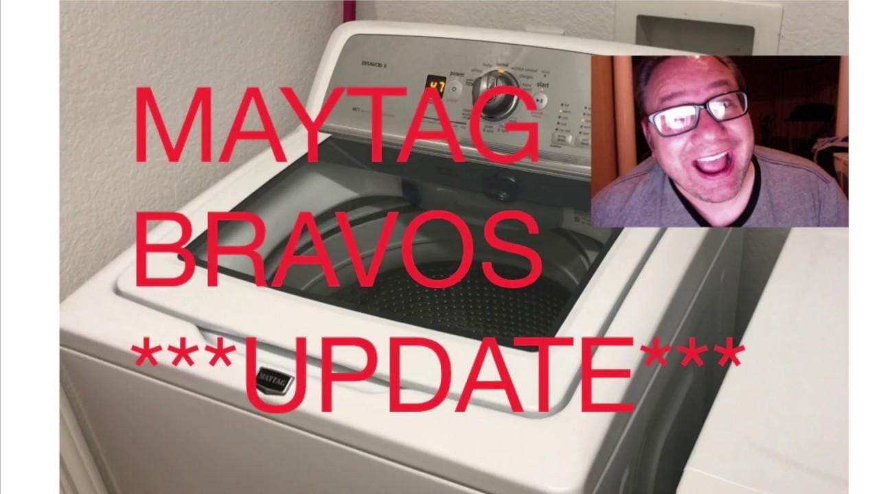 MAYTAG BRAVOS REVIEW ***UPDATE***