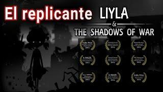 Liyla - Las sombras de guerra [juego terror real completo] info sorteo figuras #fortnite