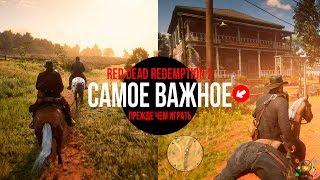 Red Dead Redemption 2 — Все что нужно знать прежде чем играть