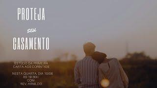 IP Central de Itapeva - Culto de Quarta feira - 10/06/2020