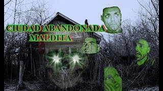 CRIATURA CAPTADA EN CIUDAD ABANDONADA *SITIOS ABANDONADOS DE ESPAÑA* EXPLORACIÓN URBANA CON YOUMAN