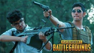 Unknown Battlegrounds PUBG Movie Live Action
