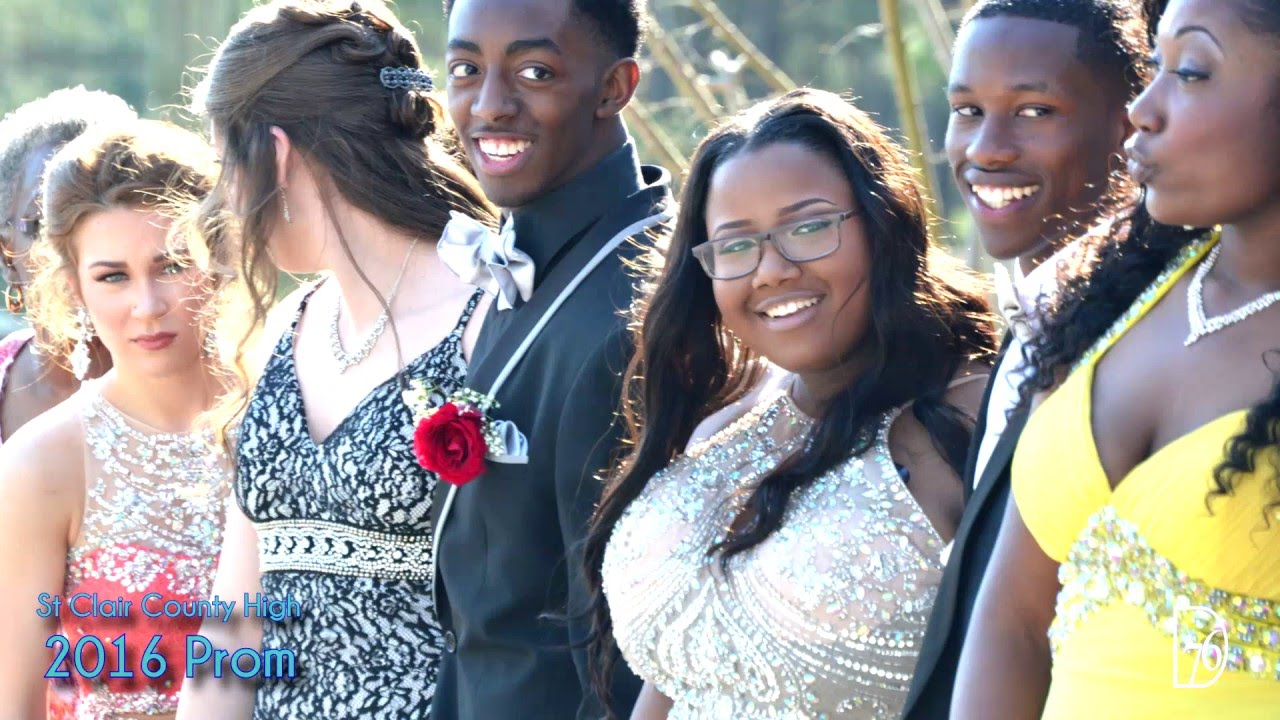 Alabama saint clair county odenville - St Clair County High School Prom 2016